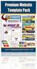 Premium Website Template Pack