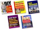 Thumbnail 5 No Restriction PLR eBooks, DIY, Home Improvement