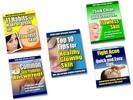 Thumbnail 5 No Restriction PLR eBooks, Acne, Skincare