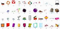 Thumbnail 103 Logos for Your Website Clipart Graphics