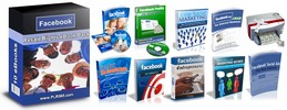 Thumbnail 10 Facebook Marketing eBooks With PLR/MRR