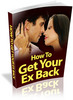 PLR eBook How to Get Ex Back