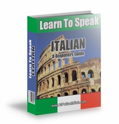 Product picture Learn How To Speak Italian - NEW Audio eBook
