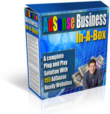 Product picture Google AdSense Business In-A-Box