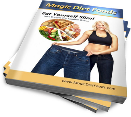 Product picture Eat Yourself Slim Diet Book - Lose Weight Naturally Today!