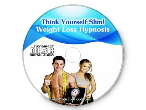 Product picture Hypnosis For Weight Loss MP3 - Think Yourself Slim!