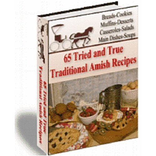 Product picture 65 Amish Recipes MRR eBook + Turnkey Website!