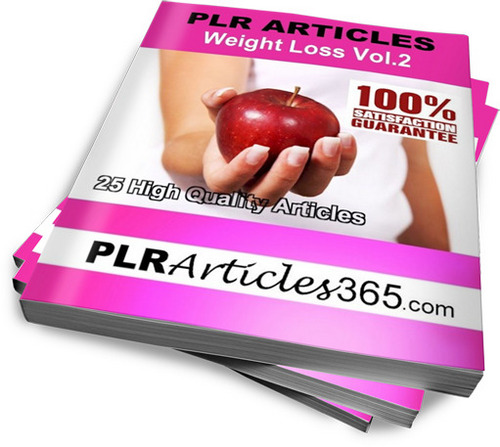 Product picture 25 NEW Weight Loss PLR Articles Vol.2