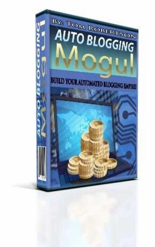 Product picture Auto Blogging Mogul