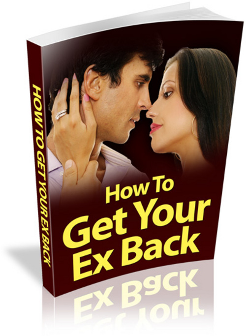Product picture PLR eBook How to Get Ex Back